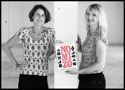 Manon Duintjer en Marlies Visser bedachten filosofiespel Nomizo